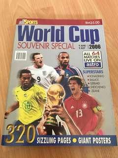 2006 World Cup Magazine