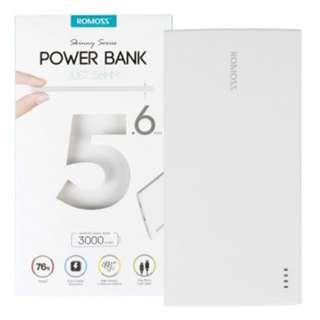 Romoss Slim Powerbank
