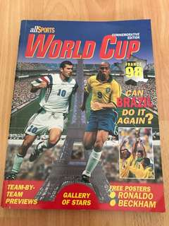 1998 World Cup Magazine