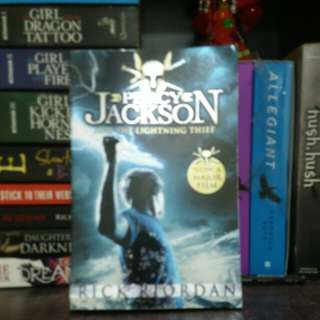 PERCY JACKSON ( 1 AND 2)