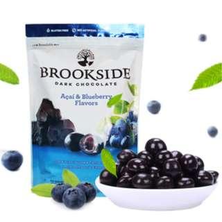 韓國代購 Brookside巧克力 藍莓/蔓越莓/紅石榴