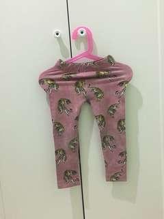 Legging Anak Zara Girls Original