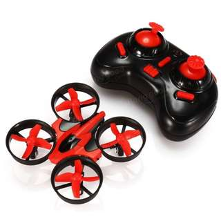 Ducted Fan Mini Drone NH-010 Indoor Quadcopter For Duel Dogfight Cockfight Challenge