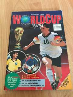 1994 World Cup Magazine