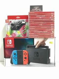 Nintendo Switch Stock