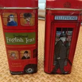 Traditional English Teas