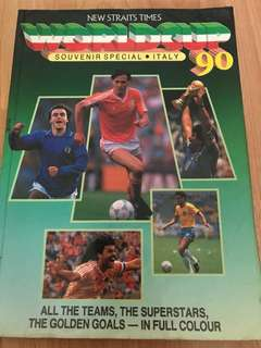 1990 World Cup Magazine