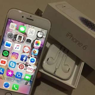 iphone 6 (gold) 32gb