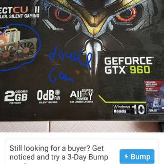 Asus GTX 960