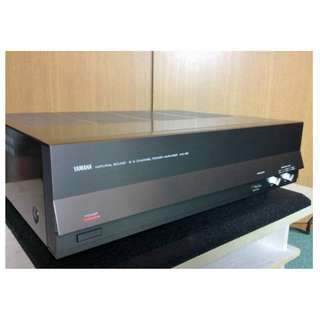 Yamaha MX-55 2-/4-channel dual-mode power amplifier