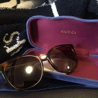 Gucci 2017 款太陽眼鏡