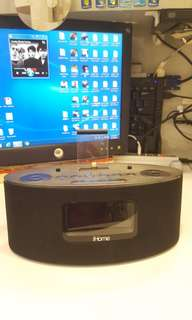 Offer now !!! Ihome speaker and radio (can use for apple & andriod)