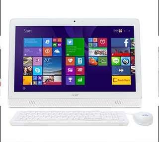Pre ❤️ Acer Aspire Z1 - 612 (White)