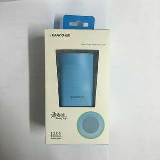 Ikanoo 卡農 i208 便擕式藍芽喇叭 Bluetooth wireless speaker
