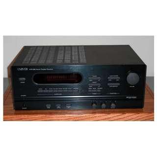 Carver HTR 880 51 Channel Home Theater Surround Sound Receiver