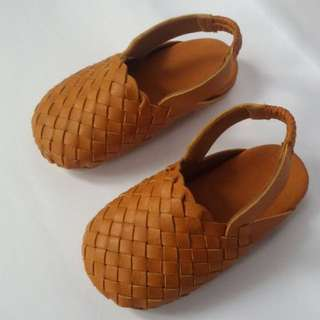 Baby and Kids Leather Loafers Shoes Sandals