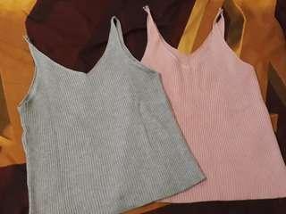 Tangtop knit import