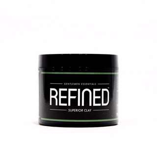 [Mini-Size] REFINED Superior Matte Clay Strong Hold