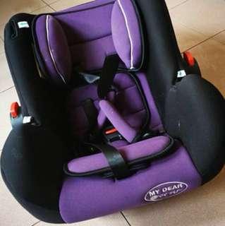 PRICE REDUCE!! RM350!! Stroller & carrier baby!!SWEET CHERRY & MY DEAR STROLLER