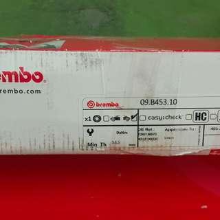 brembo  煞車碟盤LS-430(四輪一組)