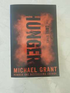 Hunger from the Gone series (Michael Grant)
