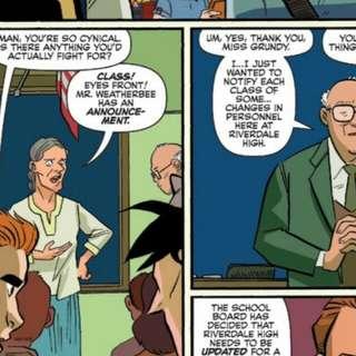 ARCHIE assorted Digital Comics