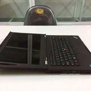 Lenovo thinkpad core i5 5th gen laptop