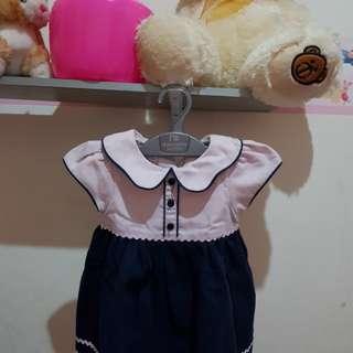 baby dress - baju bayi perempuan