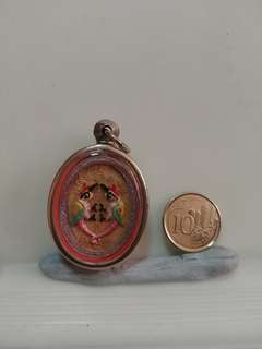 Kruba Krissana Salika amulet BE 2548