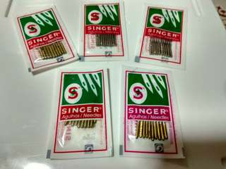 SINGER Sewing machine Needles