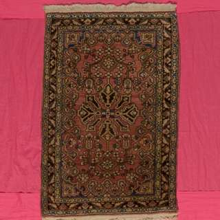 SAMEYEH LOT NO 0264 FARAHAN FROM VENTRAL PERSIA 72 X 52 CM