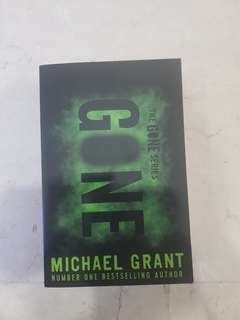 Gone from the Gone series (Michael Grant)