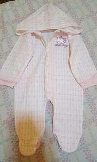 Baby Onesies with Hood