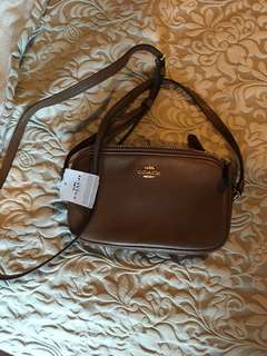 Coach Sling  crossbody Bag