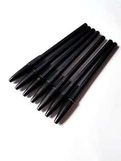 🆕️7pk Black BIC pens