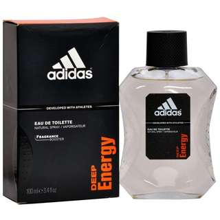 Adidas Deep Energy Men 100ml