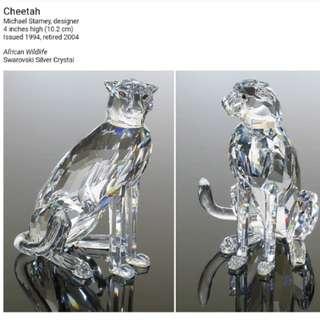 SWAROVSKI CHEDAH 有簽名