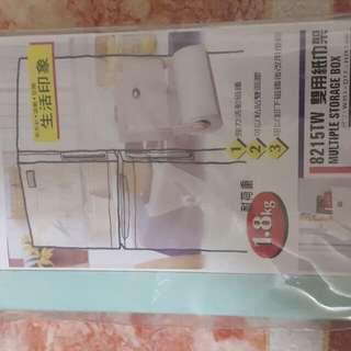 🚚 冰箱磁鐵紙巾盒