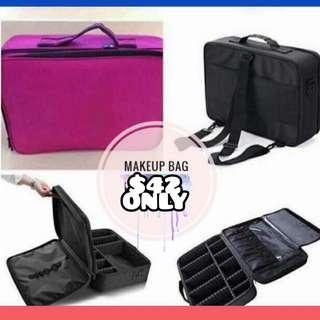 MakeUp Cosmetics Organiser Bag