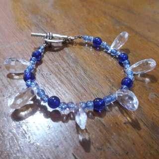 Beads teardrop bracelet