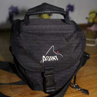 Camera bag for SLR, DSLR etc.
