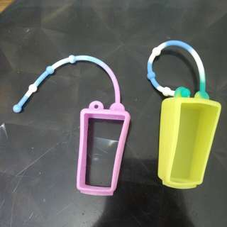 Hand sanitizer casing