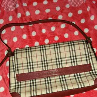 Rush selling!! Authentic Burberry Bag