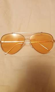 Yellow Shade Sunglasses