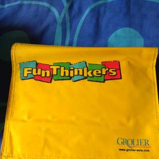 Funthinkers by Grolier full set