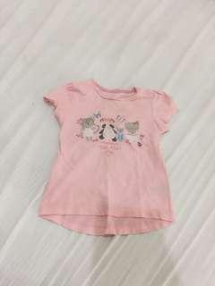 Kaos bayi 9-12m