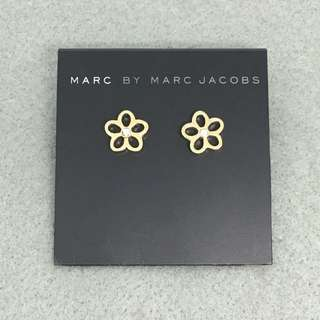 Marc By Marc Jacobs Sample Earrings 金色閃石花花耳環