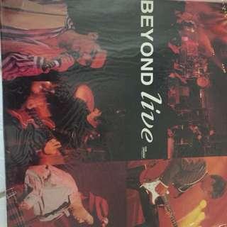 Beyond live 黑膠唱片