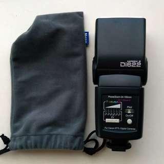 Nissin Di622 Mark II flash (Canon) price reduced