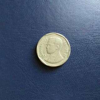 Thailand 5 Satang Coin